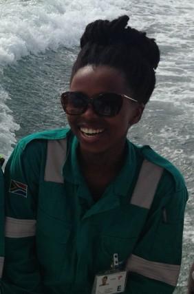 Captain Thembela Taboshe