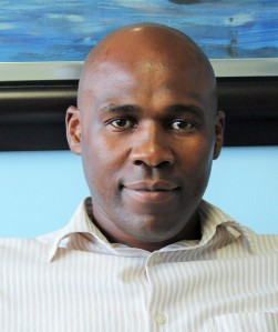 South African Maritime Safety Authority (SAMSA) Chief Operating Officer, Mr Sobantu Tilayi