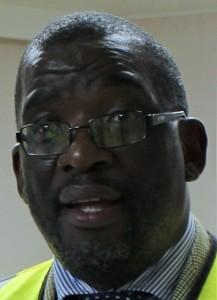Commander Tsietsi Mokhele, CEO, SA Maritime Safety Authority (SAMSA)