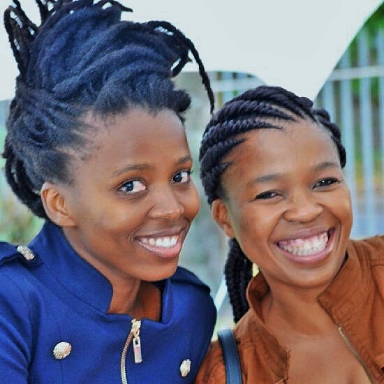 CRACKING PACE: Two of three of South Africa's first batch of Black female Master Mariners to qualify in March and April 2016 respectively, Captain Thembela Tobashe (Left) and Captain Tshepo Motloutsi. The two are not only pioneers in the field of maritime transport but are currently ship surveyors colleagues at SAMSA's Durban Office.