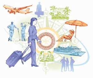 Tourism Illustration