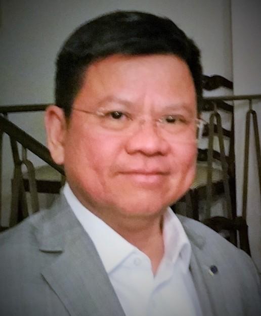 Philippines ambassador to South Africa, Mr Joseph Gerard B. Angeles