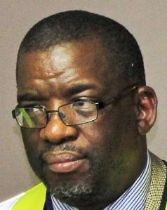 Commander Tsietsi Mokhele, CEO of the SA Maritime Safety Authority (SAMSA)