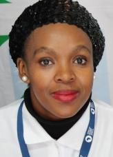 Ms Nondumiso Mfenyana. Manager, Centre for Fishing. SAMSA