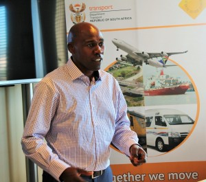 Chairing the Presidential Imbizo meeting on Monday at Saldanha Bay on behalf of the Depatment of Transport was South African Maritime Safety Authority (SAMSA) Chief Operating Officer, Mr Sonwabo Tilayi