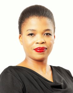 TRAILBLAZER: South Africa maritime transport subsector pioneer, Captain Tshepo Motloutsi, the first of three black women in the country to qualify as a ship captain, or Master Marine in 2016