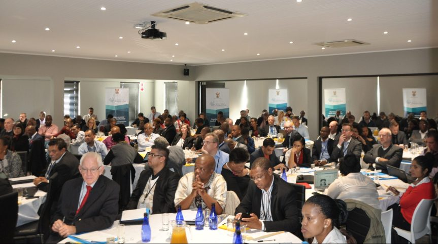 Delegates to the two-day national maritime cluster development seminar held in Port Elizabeth this week, among them senior government officials, maritime sector industry leaders, academics, research and business people from South Africa and Norway