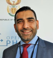 Dr Prasheen Maharaj, Chief Executive Officer, SA Shipyards