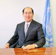 Mr Kitack Lim, Secretary-General, International Maritime Organisation (IMO) (Photo: IMO)