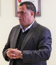 Port Elizabeth Mayor Dr Danny Jordaan