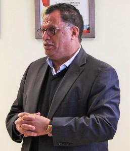 Port Elizabeth Mayor Dr Danny Jordaan