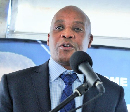 Eastern Cape Province Premier, Mr Phumulo Masaulle
