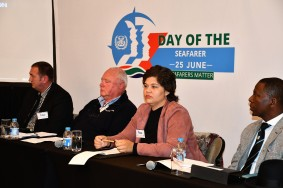 International Day of the Seafarer 2018 celebrated in three coastal cities simultaneously for the first time in South Africa