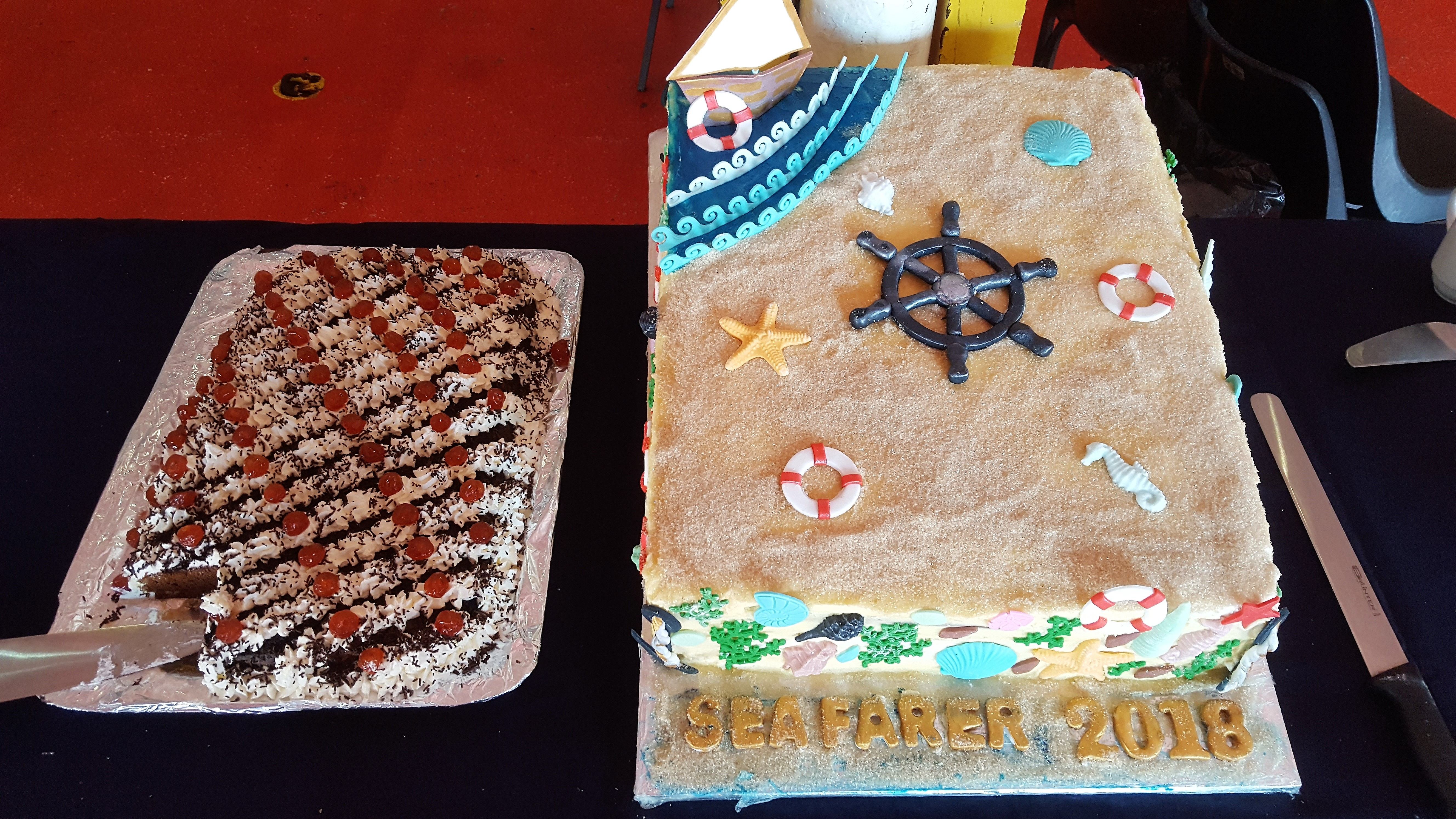 SA Agulhas cake