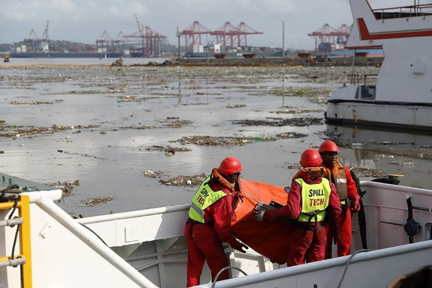 dbn port clean up 2