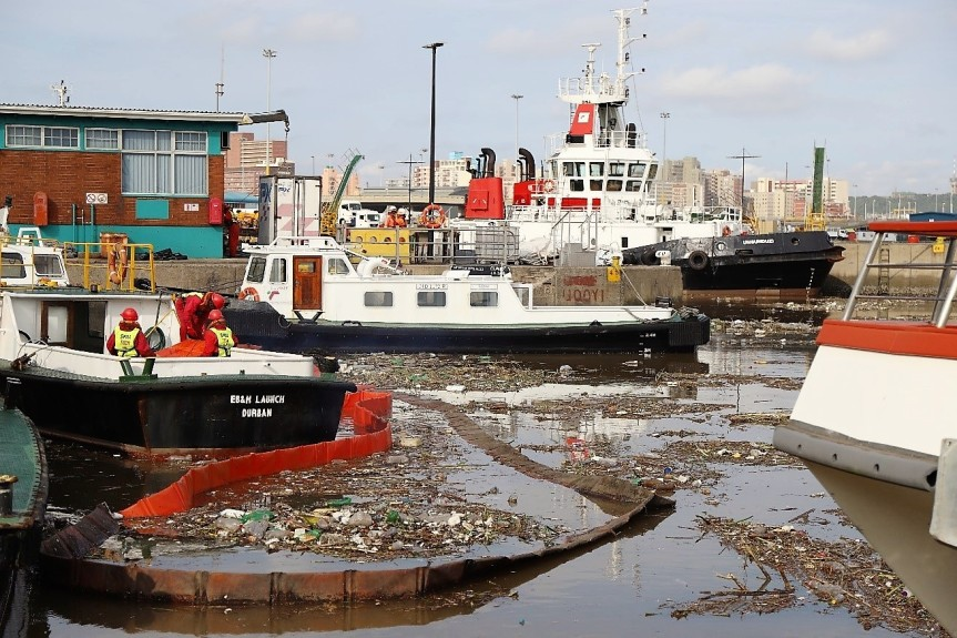 port clean up 1