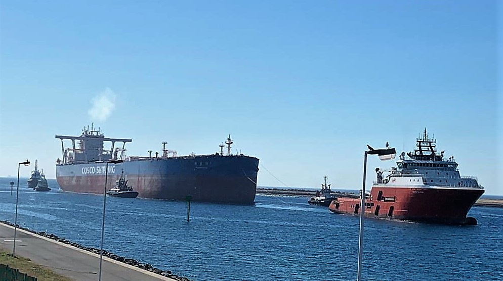 Covid-19 lockdown regulations eased for SA seafarers ...